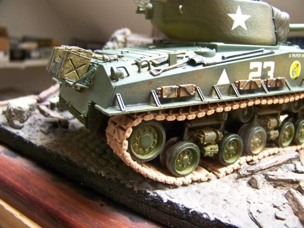 Sherman M4A3E8 easy eight de RFM AU 1/35 - Page 4 100_4832
