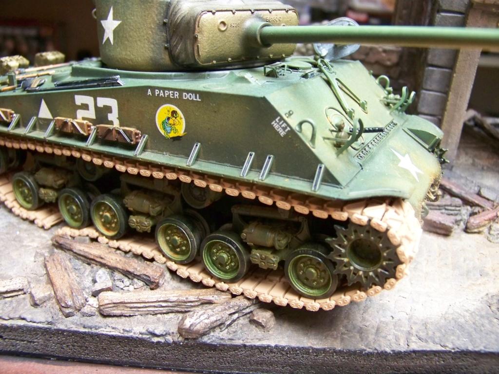 Sherman M4A3E8 easy eight de RFM AU 1/35 - Page 4 100_4833