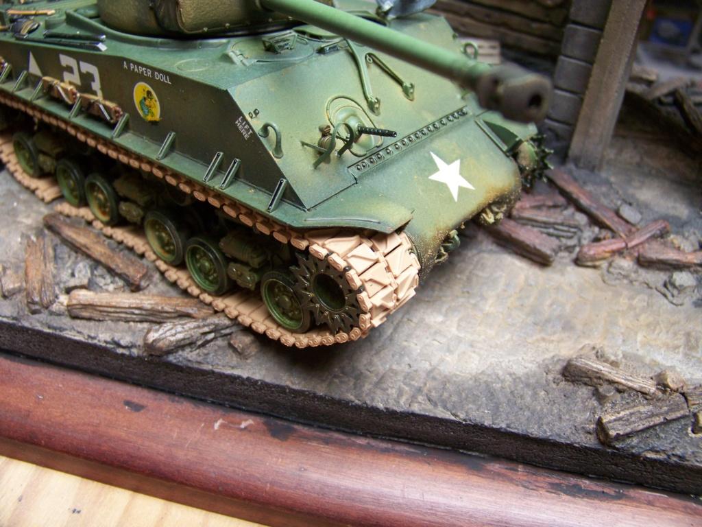 Sherman M4A3E8 easy eight de RFM AU 1/35 - Page 4 100_4834
