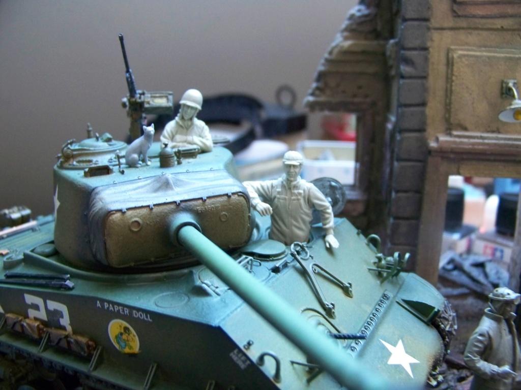 Sherman M4A3E8 easy eight de RFM AU 1/35 - Page 5 100_4912