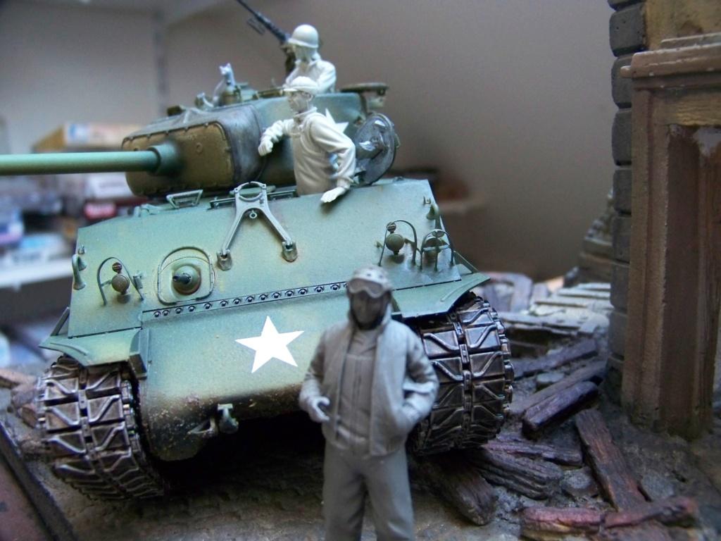 Sherman M4A3E8 easy eight de RFM AU 1/35 - Page 5 100_4913