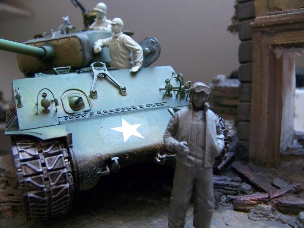 Sherman M4A3E8 easy eight de RFM AU 1/35 - Page 5 100_4915