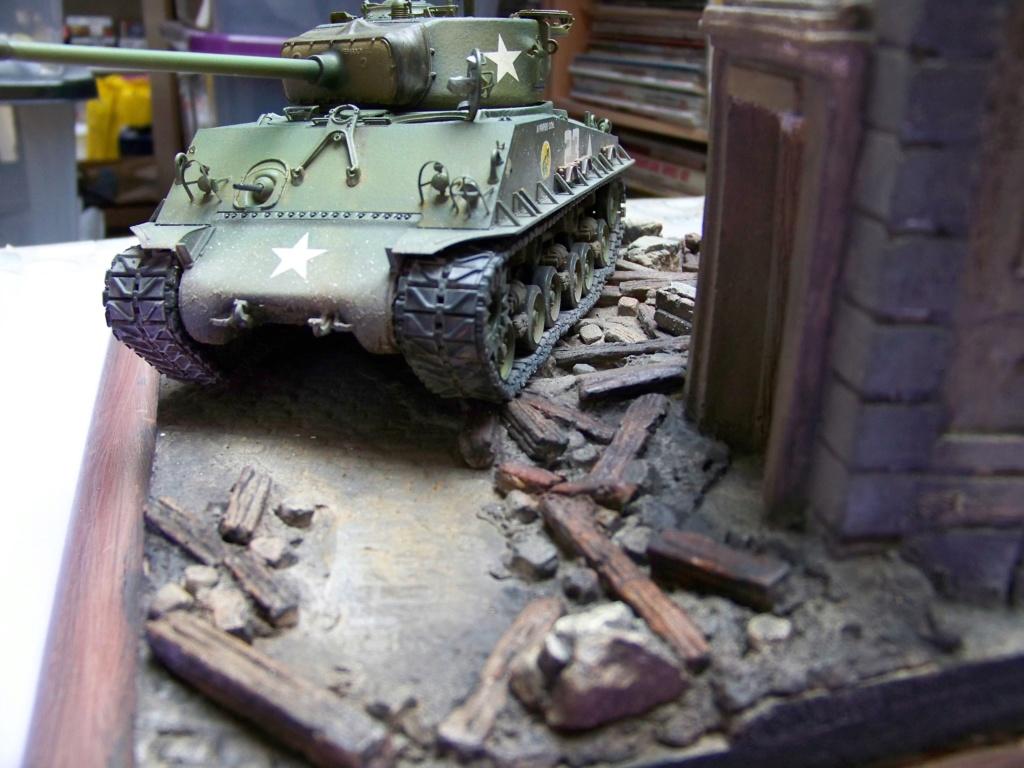 Sherman M4A3E8 easy eight de RFM AU 1/35 - Page 5 100_4917