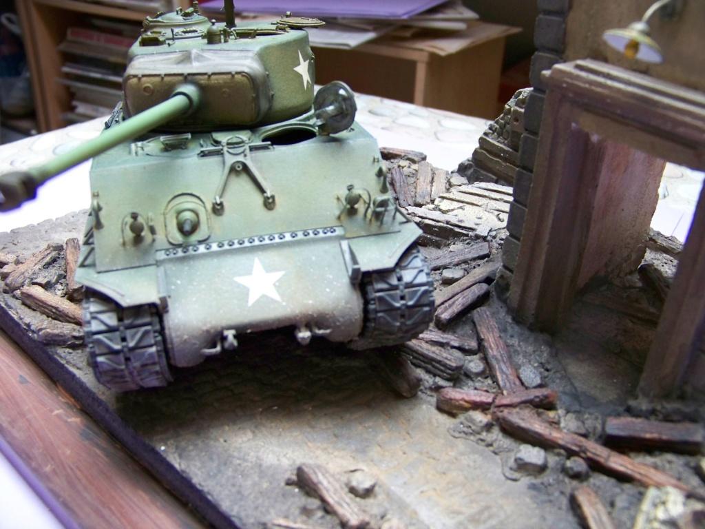 Sherman M4A3E8 easy eight de RFM AU 1/35 - Page 5 100_4918