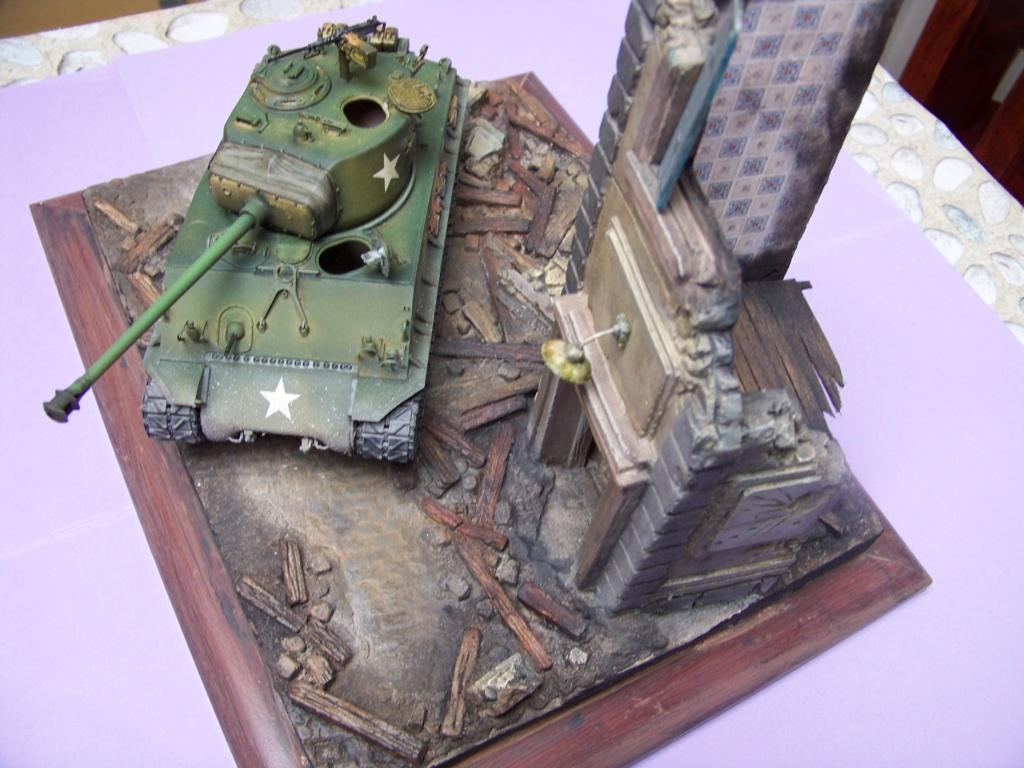 Sherman M4A3E8 easy eight de RFM AU 1/35 - Page 5 100_4919
