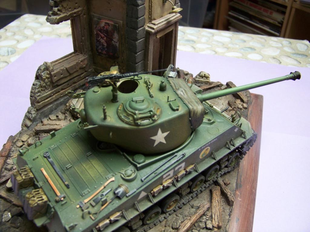 Sherman M4A3E8 easy eight de RFM AU 1/35 - Page 5 100_4920