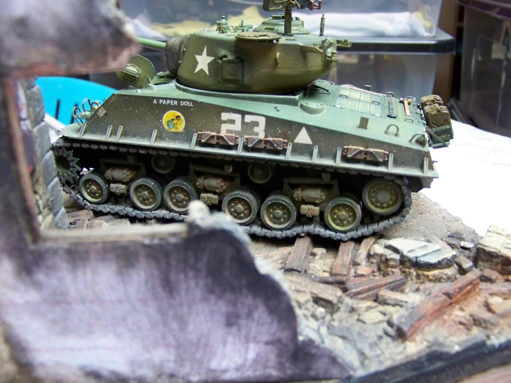 Sherman M4A3E8 easy eight de RFM AU 1/35 - Page 5 100_4921