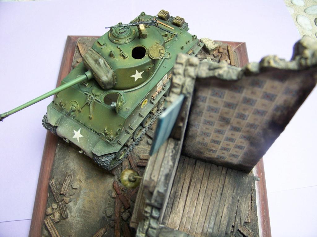 Sherman M4A3E8 easy eight de RFM AU 1/35 - Page 5 100_4923