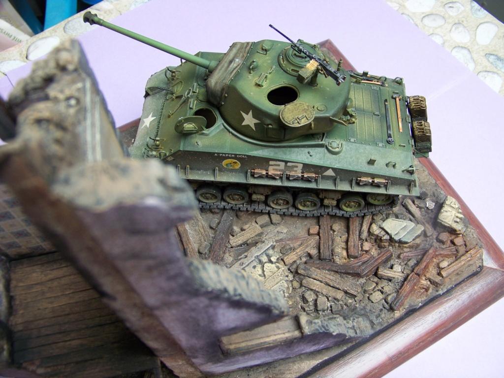 Sherman M4A3E8 easy eight de RFM AU 1/35 - Page 5 100_4924