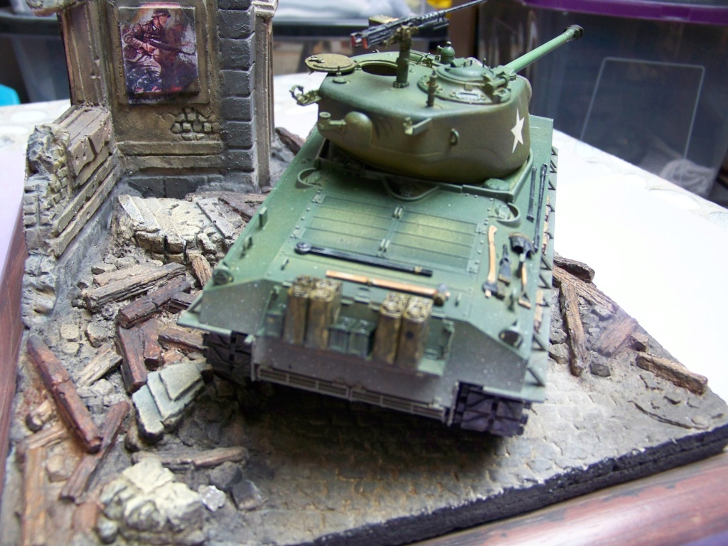 Sherman M4A3E8 easy eight de RFM AU 1/35 - Page 5 100_4925