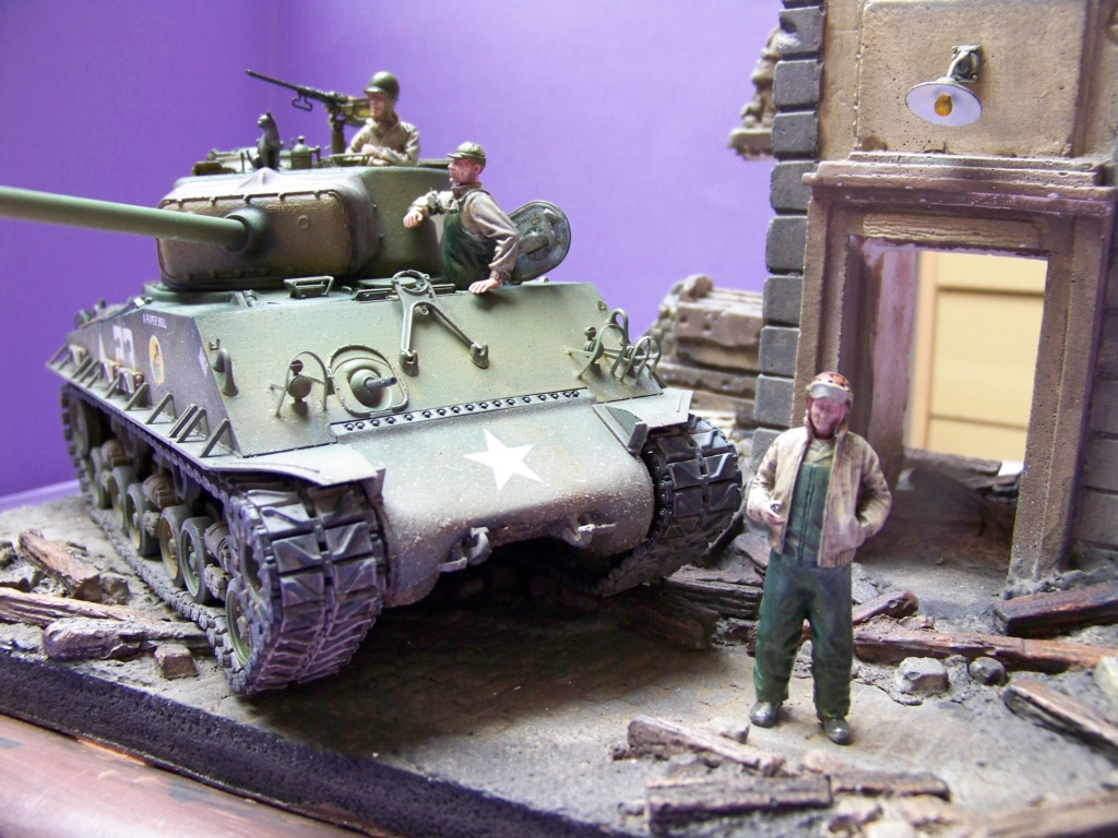 Sherman M4A3E8 easy eight de RFM AU 1/35 - Page 6 100_4929