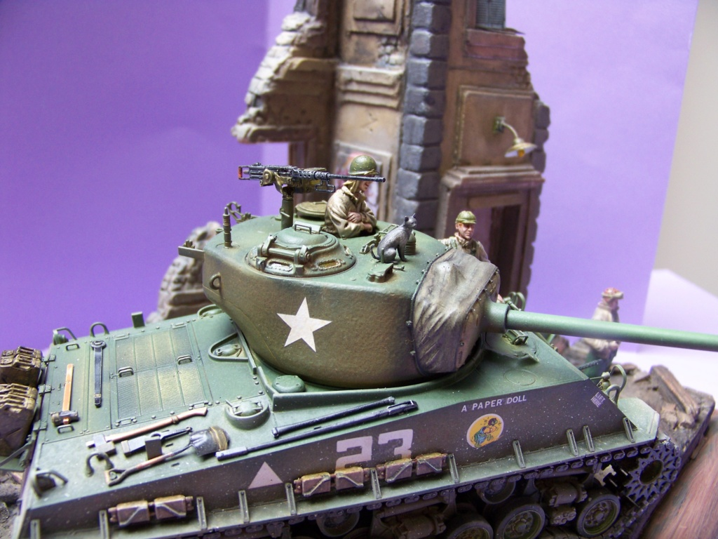 Sherman M4A3E8 easy eight de RFM AU 1/35 - Page 6 100_4931