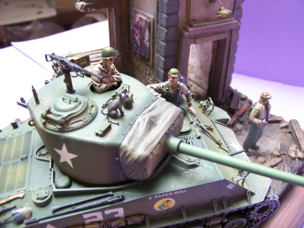 Sherman M4A3E8 easy eight de RFM AU 1/35 - Page 6 100_4936