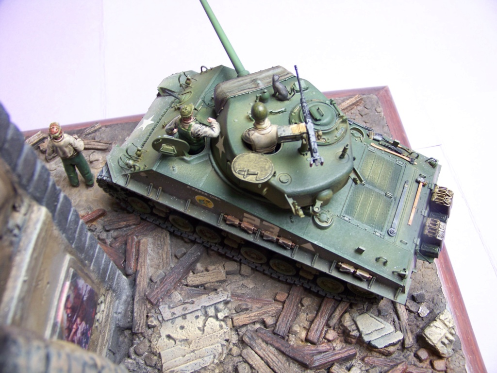Sherman M4A3E8 easy eight de RFM AU 1/35 - Page 6 100_4942