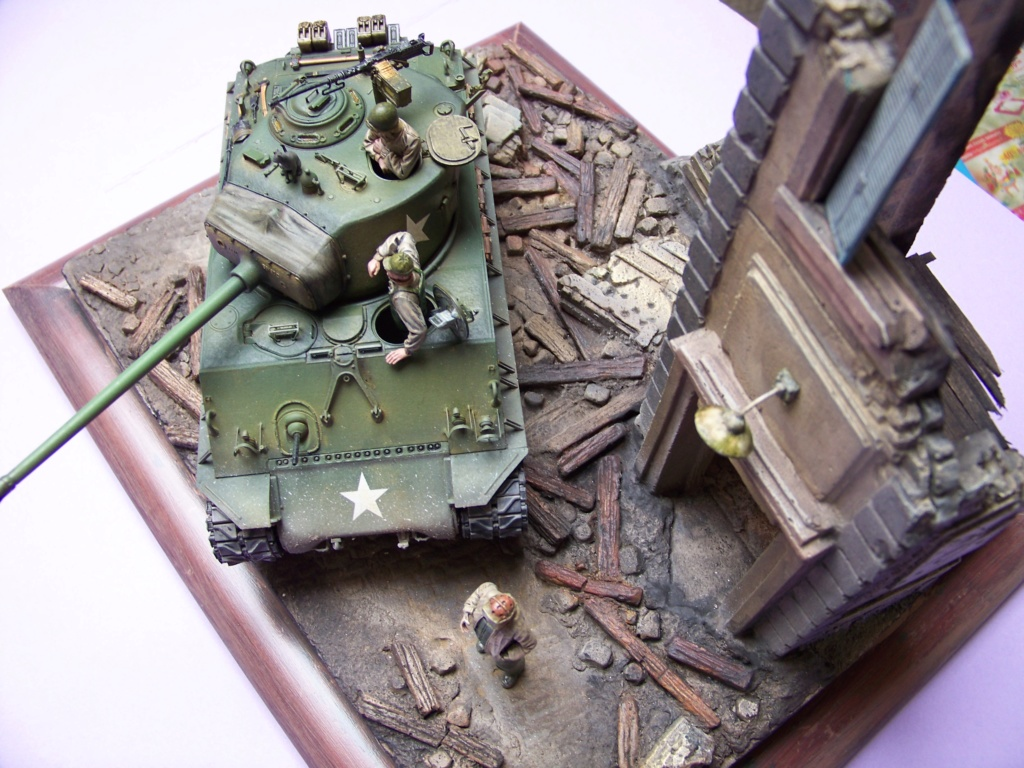 Sherman M4A3E8 easy eight de RFM AU 1/35 - Page 6 100_4943