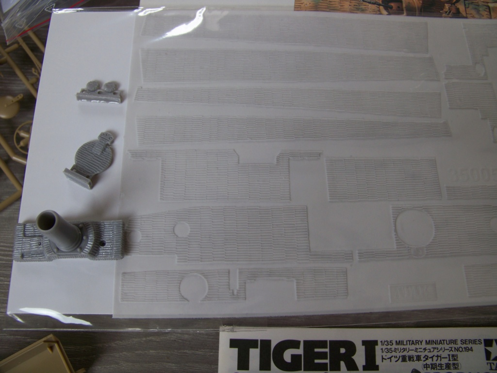 Tiger I milieu production au 1/35 de tamiya  100_5340
