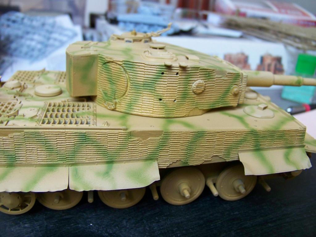 Tiger I milieu production au 1/35 de tamiya  - Page 2 100_5520
