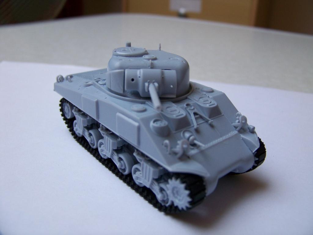 Sherman M4A2 au 1/72 de Heller  - Page 3 100_5615