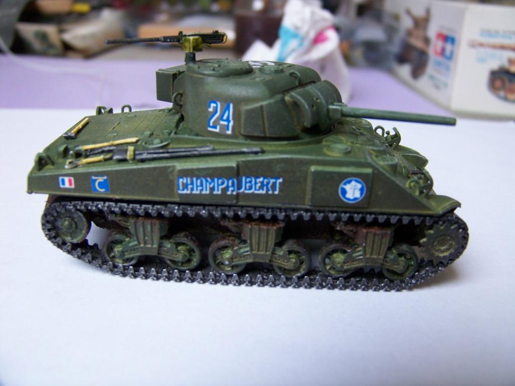 Sherman M4A2 au 1/72 de Heller  - Page 3 100_5711