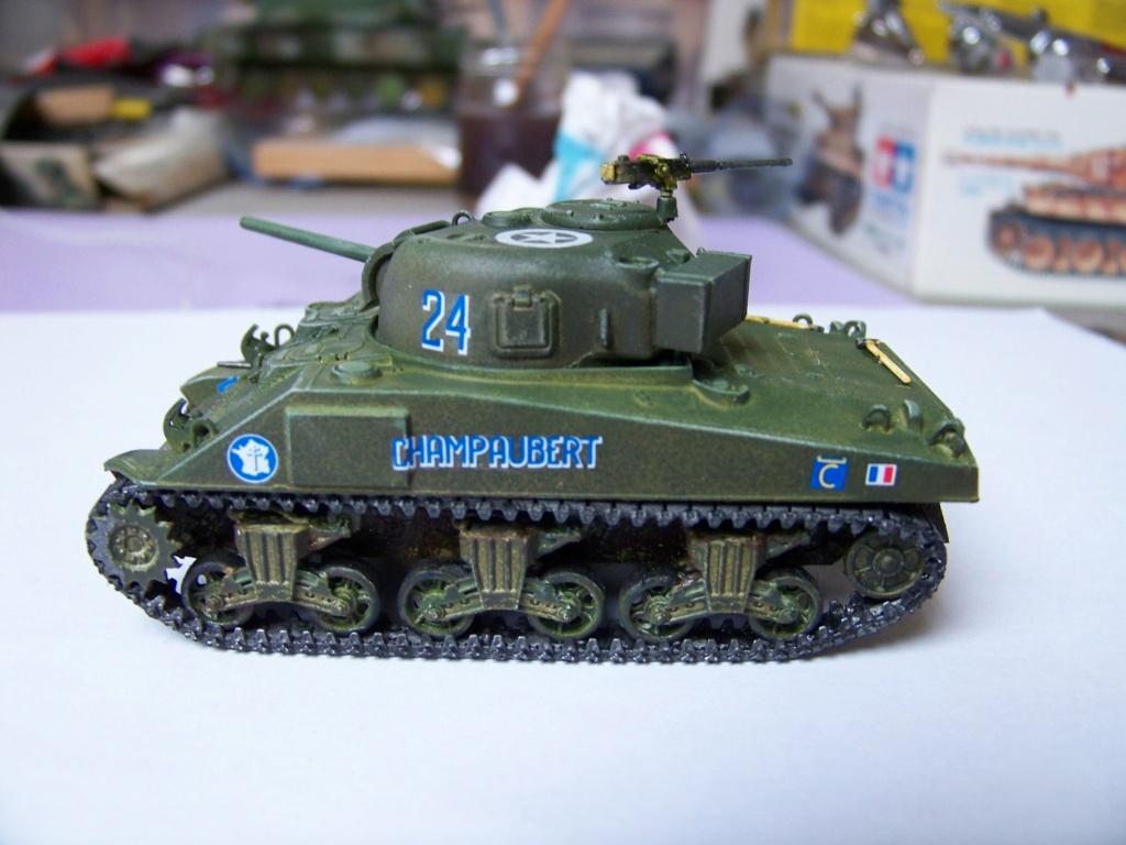 Sherman M4A2 au 1/72 de Heller  - Page 3 100_5712