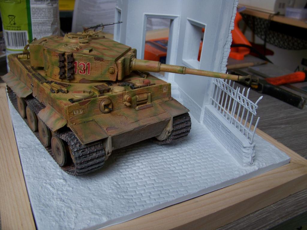 Tiger I milieu production au 1/35 de tamiya  - Page 5 100_5822