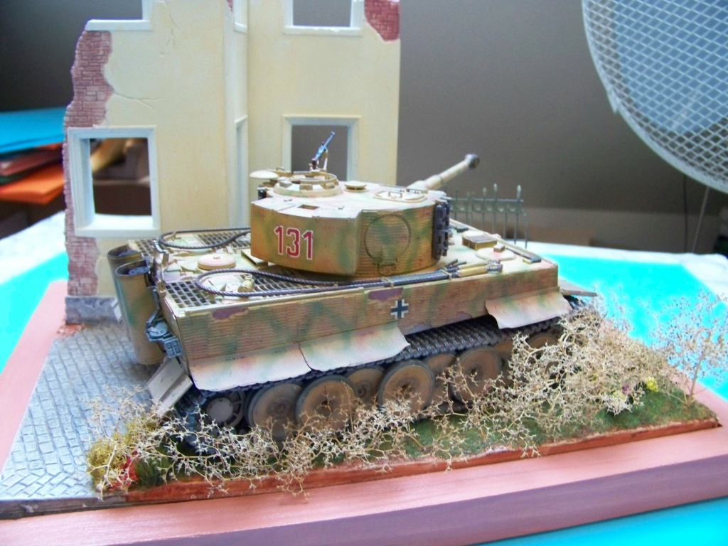 Tiger I milieu production au 1/35 de tamiya  - Page 5 100_5831