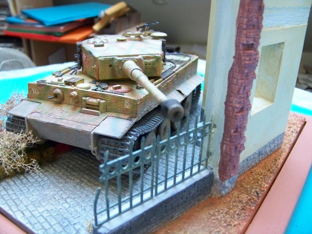 Tiger I milieu production au 1/35 de tamiya  - Page 5 100_5832