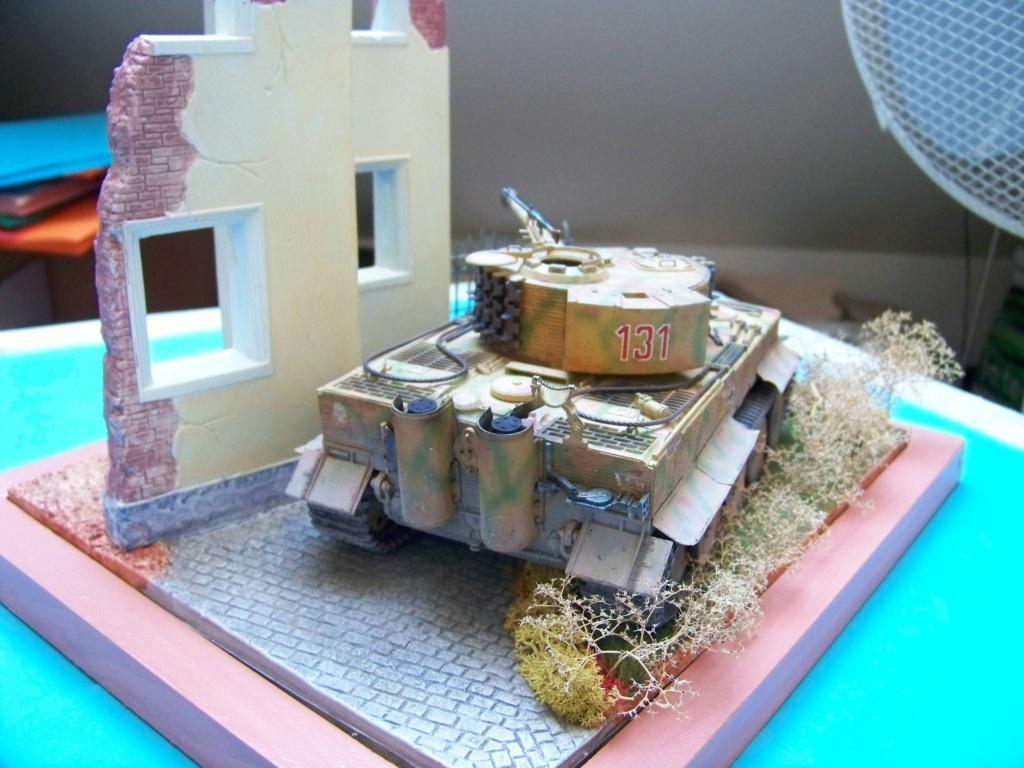 Tiger I milieu production au 1/35 de tamiya  - Page 5 100_5834