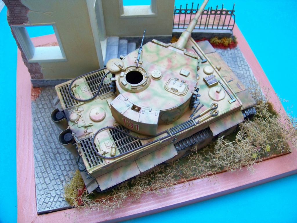 Tiger I milieu production au 1/35 de tamiya  - Page 5 100_5835
