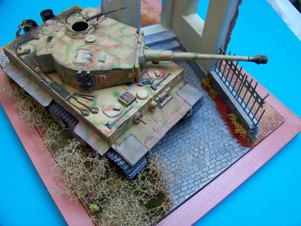 Tiger I milieu production au 1/35 de tamiya  - Page 5 100_5836