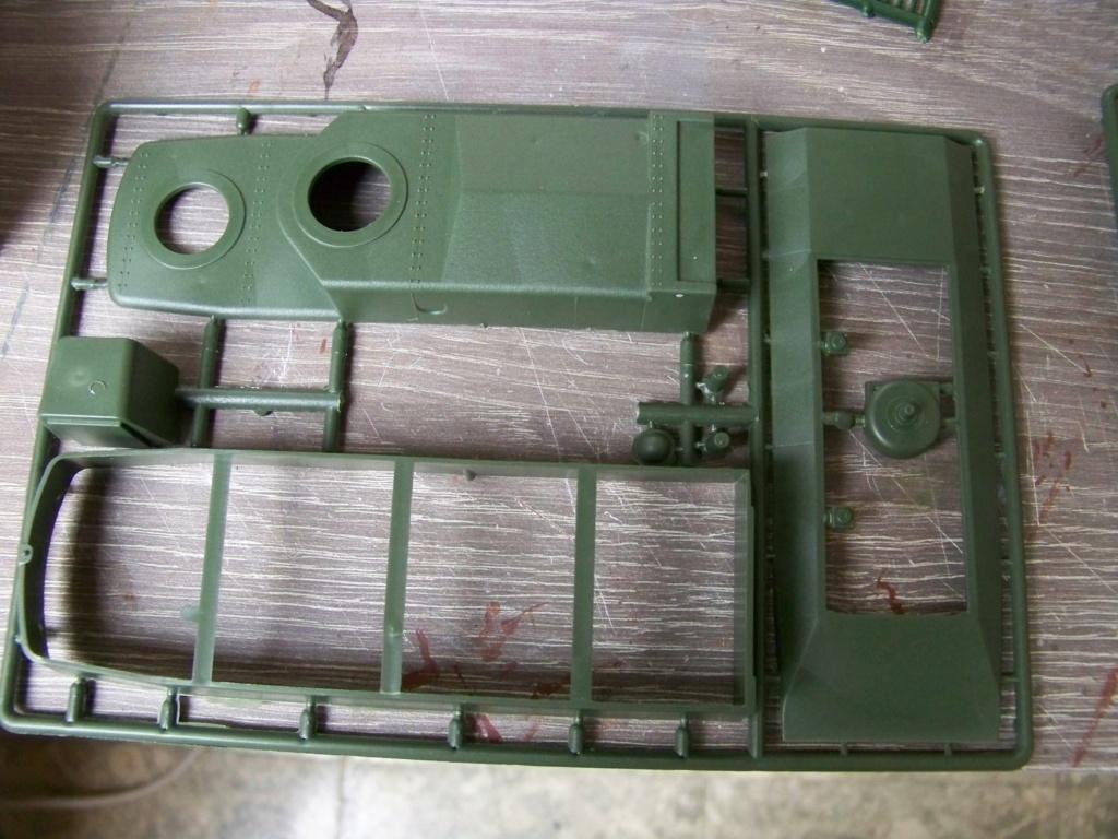 Motorized Armored Railcar MBV-2 au 1/72 de chez Military UM technics 100_5845