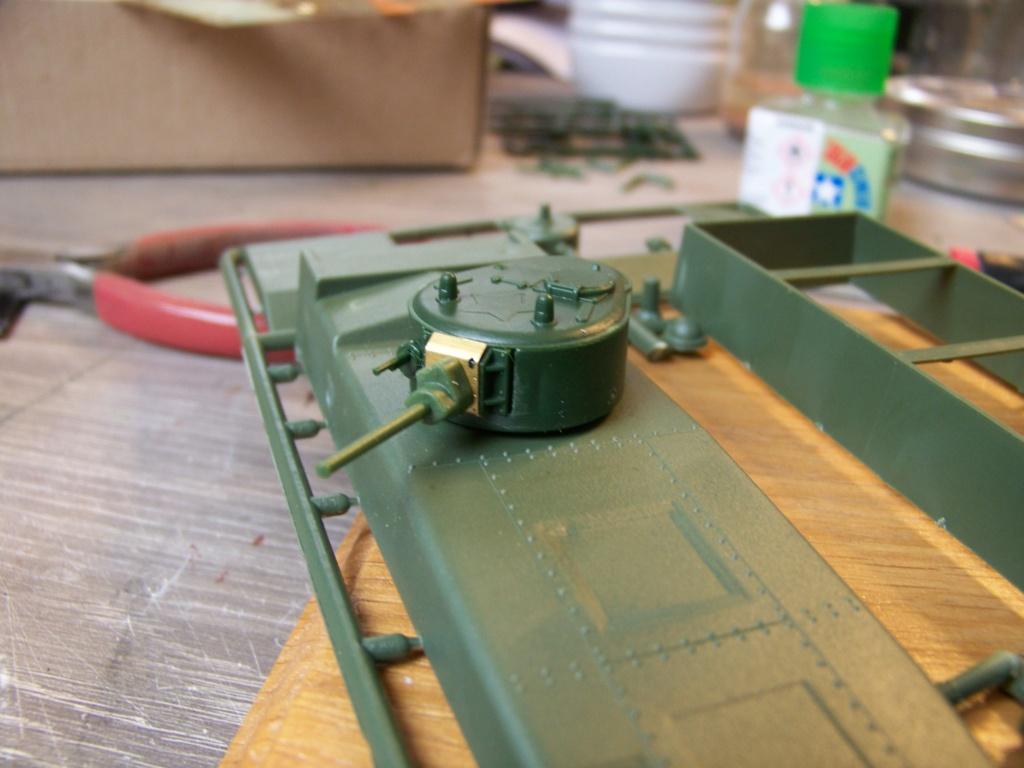 Motorized Armored Railcar MBV-2 au 1/72 de chez Military UM technics 100_5910