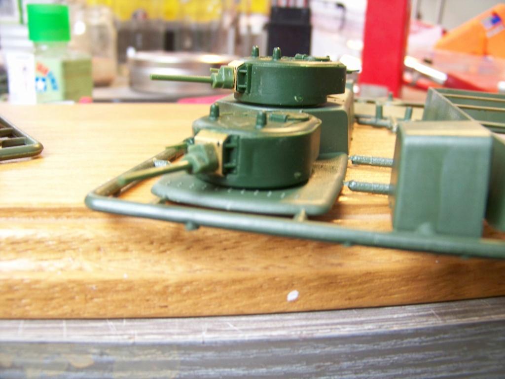 Motorized Armored Railcar MBV-2 au 1/72 de chez Military UM technics 100_5914