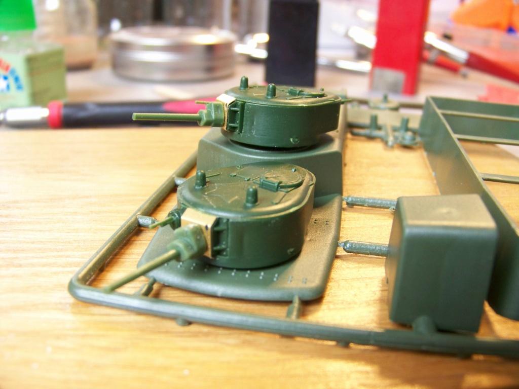 Motorized Armored Railcar MBV-2 au 1/72 de chez Military UM technics 100_5915