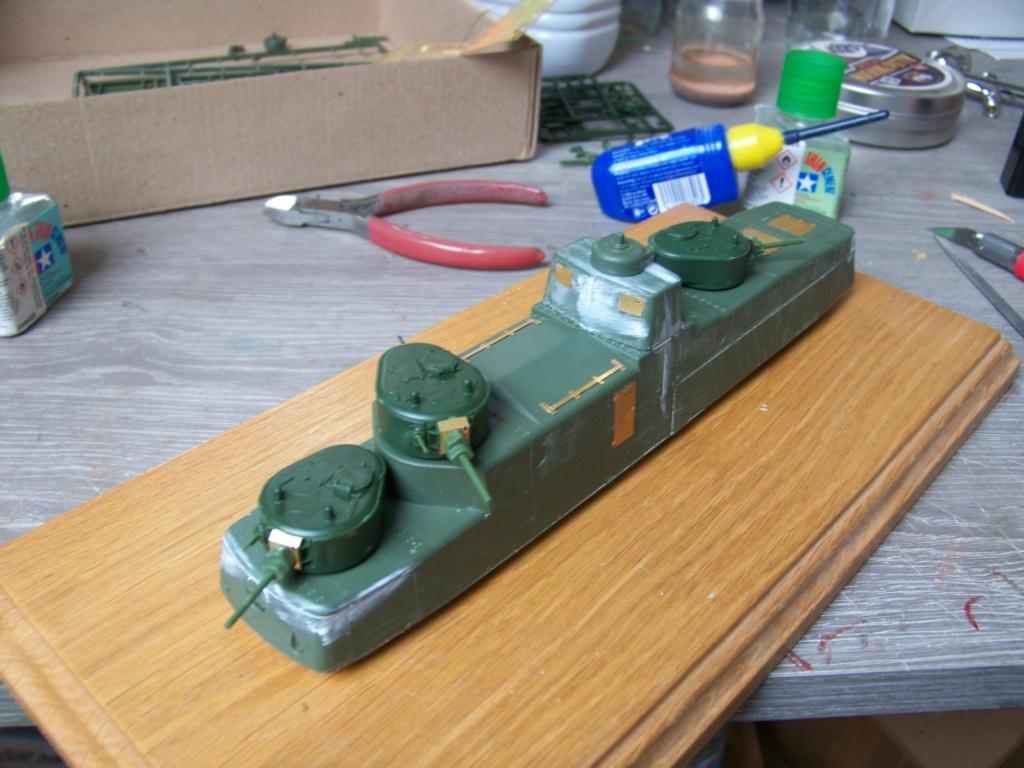 Motorized Armored Railcar MBV-2 au 1/72 de chez Military UM technics 100_5920