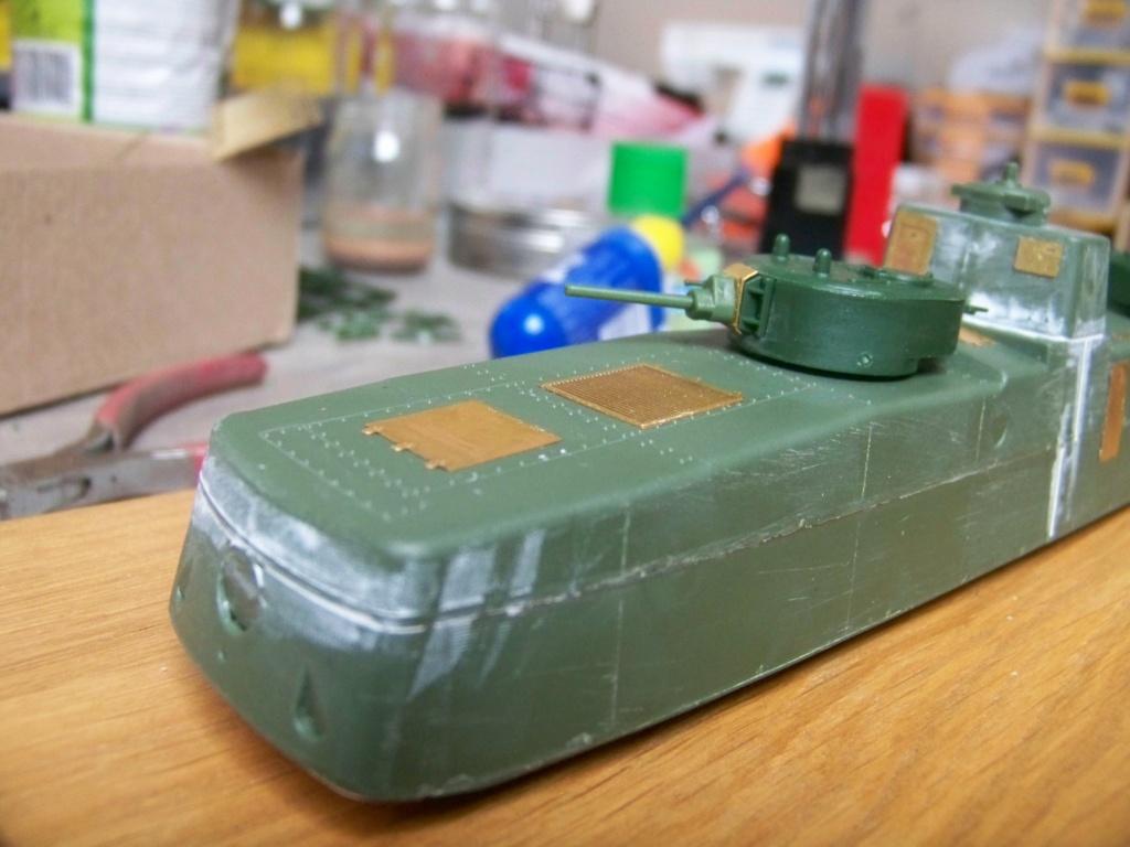 Motorized Armored Railcar MBV-2 au 1/72 de chez Military UM technics 100_5921