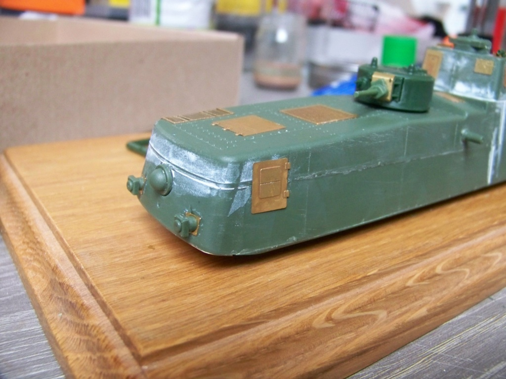 Motorized Armored Railcar MBV-2 au 1/72 de chez Military UM technics - Page 2 100_5924