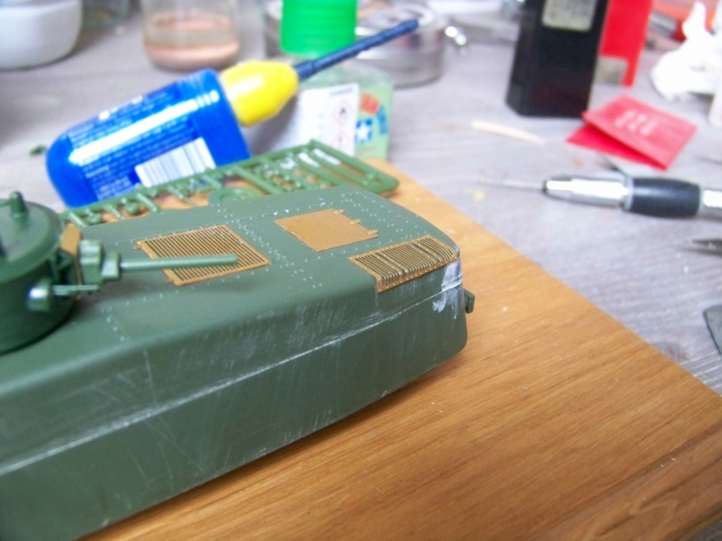 Motorized Armored Railcar MBV-2 au 1/72 de chez Military UM technics - Page 2 100_5926