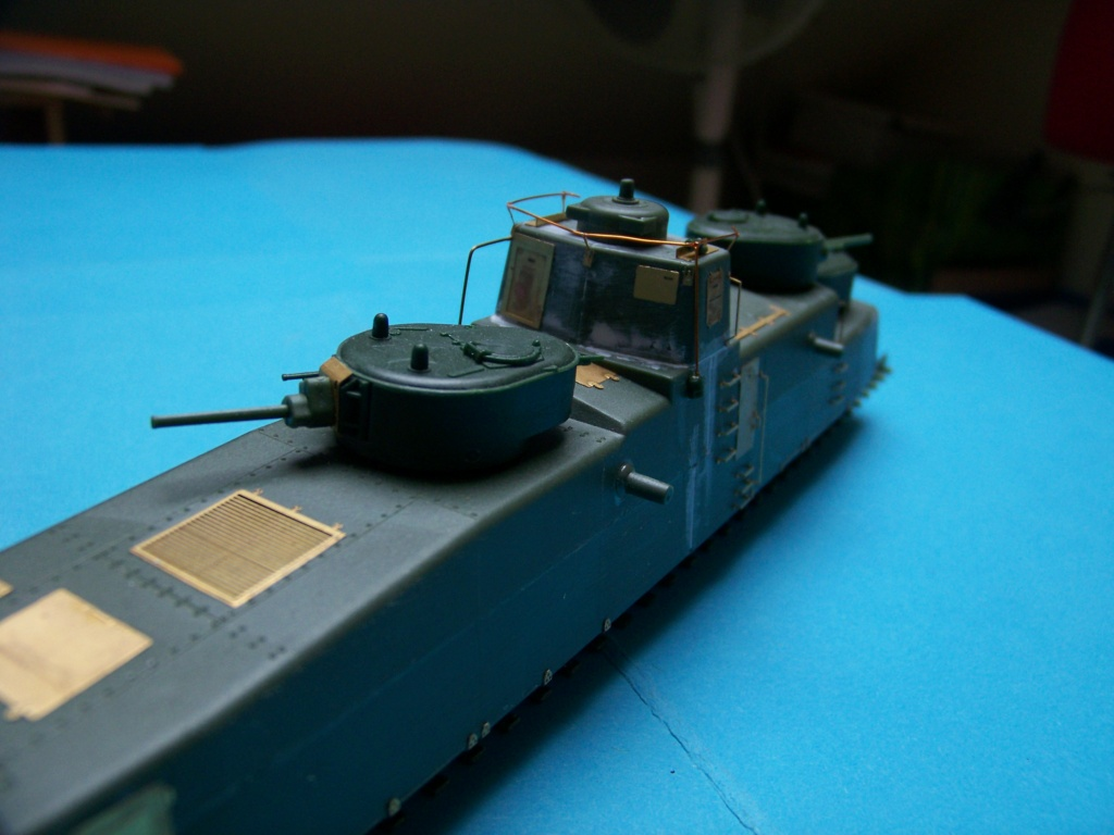 Motorized Armored Railcar MBV-2 au 1/72 de chez Military UM technics - Page 2 102_6042
