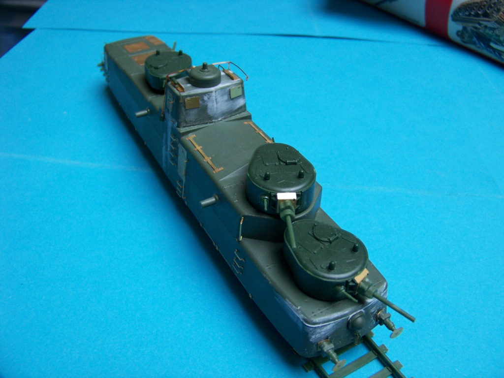 Motorized Armored Railcar MBV-2 au 1/72 de chez Military UM technics - Page 2 102_6046