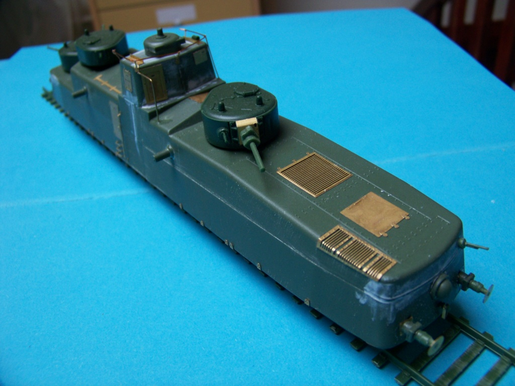 Motorized Armored Railcar MBV-2 au 1/72 de chez Military UM technics - Page 2 102_6047