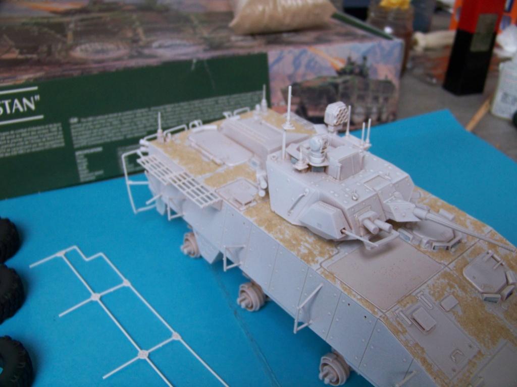le véhicule blindé de combat ou VBCI de Heller au 1/35 - Page 2 102_6144