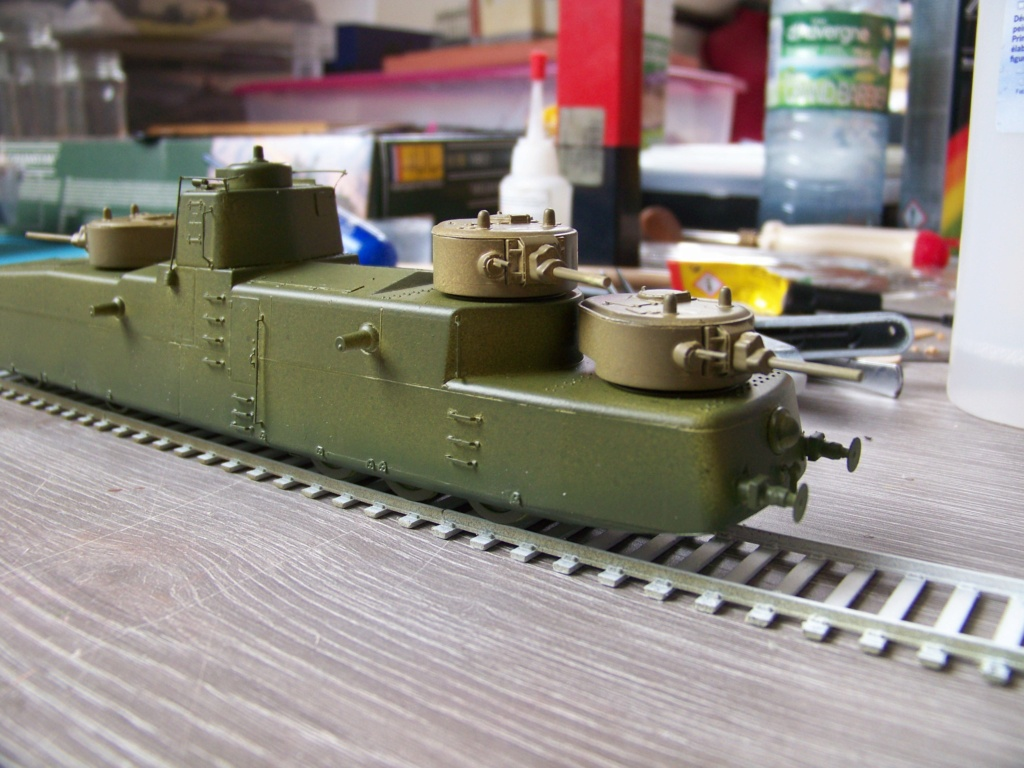 Motorized Armored Railcar MBV-2 au 1/72 de chez Military UM technics - Page 2 102_6149