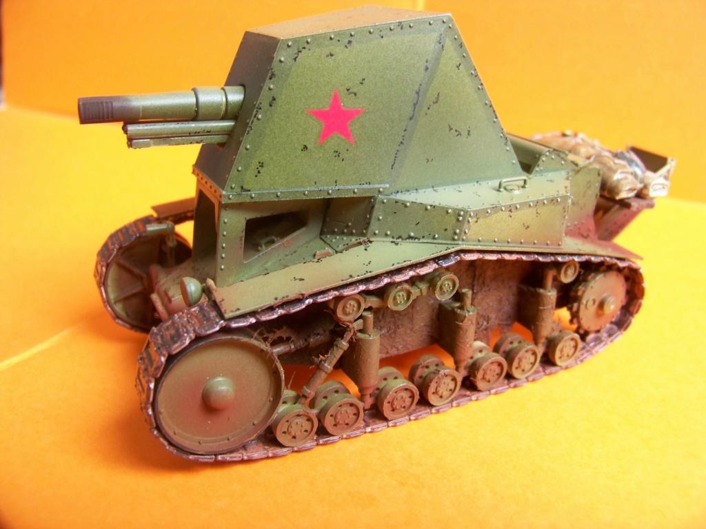 Soviet SU 18 SPH au 1/35 de hobby boss - Page 2 102_6341
