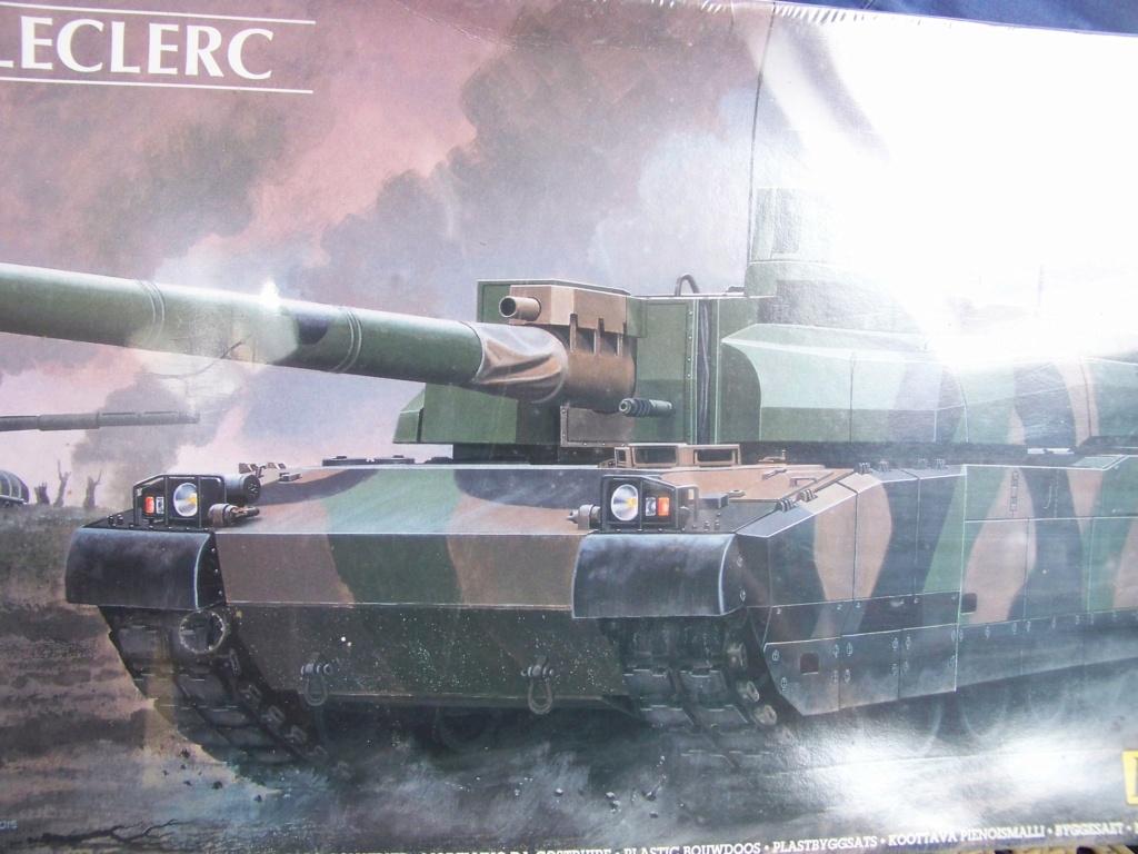 AMX 56 - LECLERC - HELLER 1/35 - FINI PAGE 7 - Page 2 102_6438