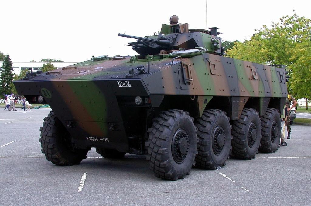 le véhicule blindé de combat ou VBCI de Heller au 1/35 1280px10