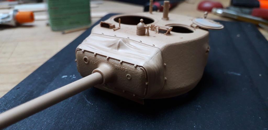 Sherman M4A3E8 easy eight de RFM AU 1/35 20191110