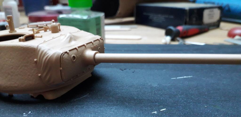 Sherman M4A3E8 easy eight de RFM AU 1/35 20191112