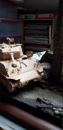 Sherman M4A3E8 easy eight de RFM AU 1/35 - Page 2 20200110