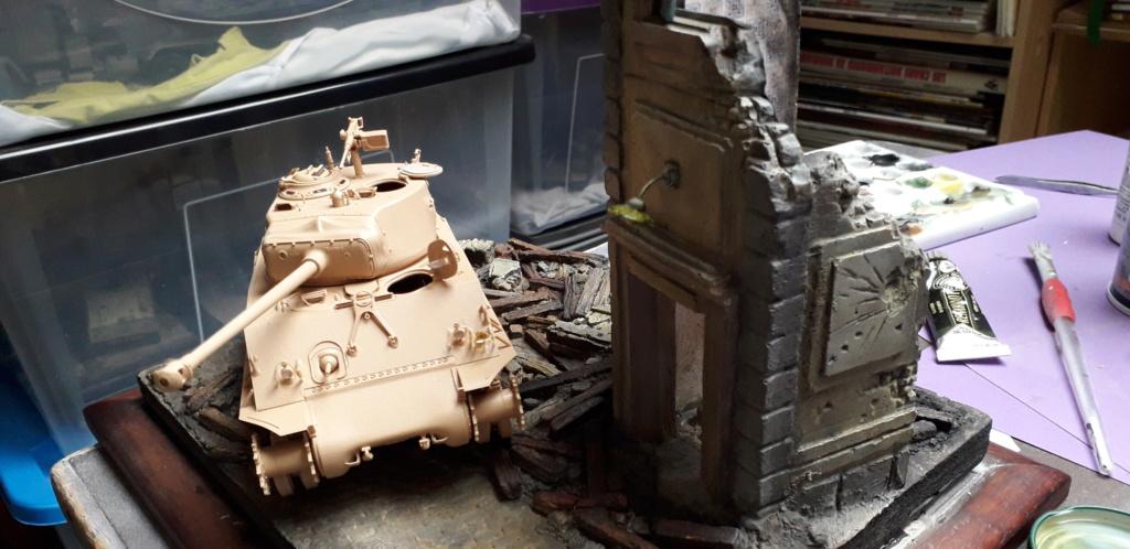 Sherman M4A3E8 easy eight de RFM AU 1/35 - Page 2 20200111